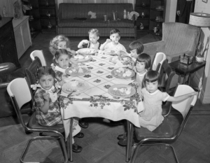 Pix of Little Kids Table