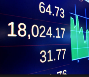 Dow @ 18,000